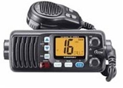 Comprar Radio movil marino IC-M304 01 VHF 156-163 MHz. 25W Buzz (negro)