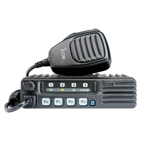 Comprar Radio movil IC-F221 52 128CH UHF 440-490MHz. 45W Con Mdc 1200