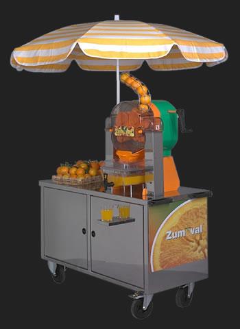Comprar Equipo para la producción de embotellado de zumos frescos Jugomovil
