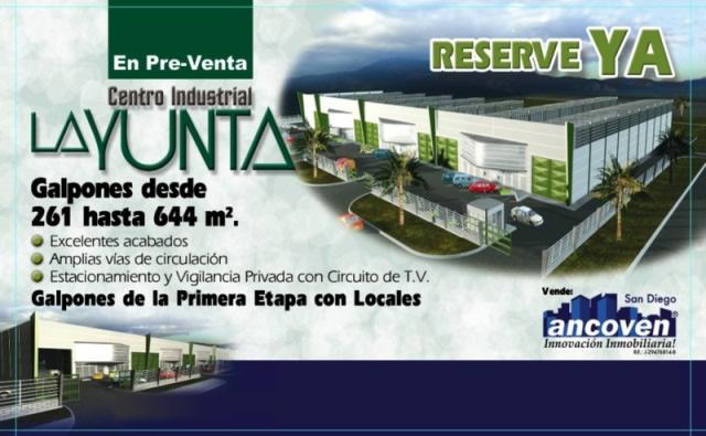 Comprar Centro Industrial