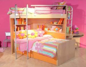 Comprar Mobiliario para infantil Dormitorio Liliana
