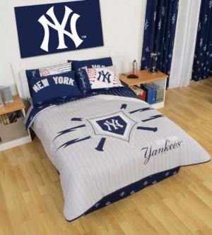 Comprar Ropa de cama para los infantil Edredón Yankees