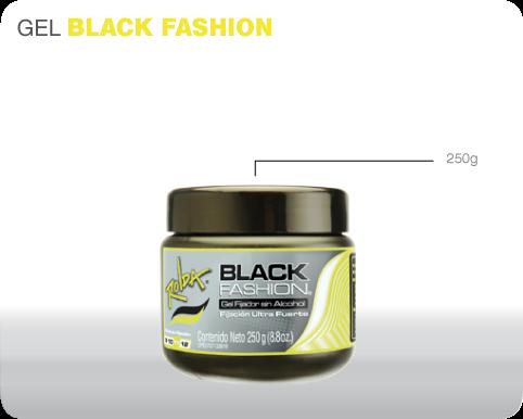 Comprar Gel para el cabello súper fuerte fijación Gel Black Fashion
