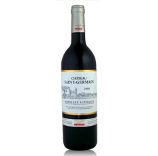 Vino Maison Calvet Bordeaux Chateau Saint Germain