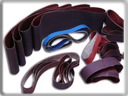 Comprar Bandas y cintas de tela abrasiva