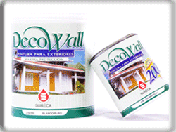Compro Pinturas Decowall colores 2000