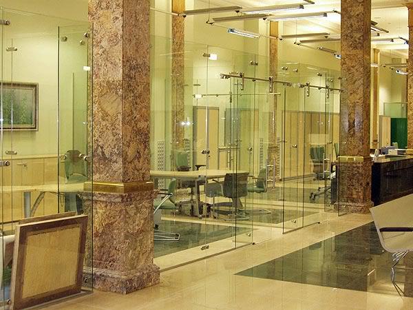 Comprar Tabiques de vidrio para la oficina