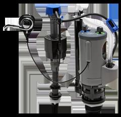 Comprar Equipo 550DFRK Duo Flush System