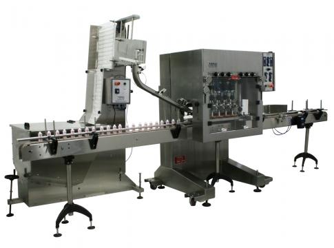 Comprar Máquinas automáticas para embotellar y taponar líquidos CAIX-4400