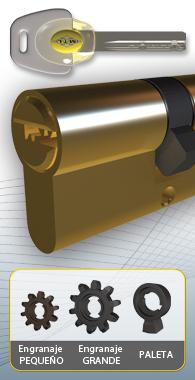 Comprar Mecanismo de cilindro