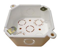 Comprar Productos para la instalación eléctrica, Cajetin Octagonal 4 X 4 Combinado