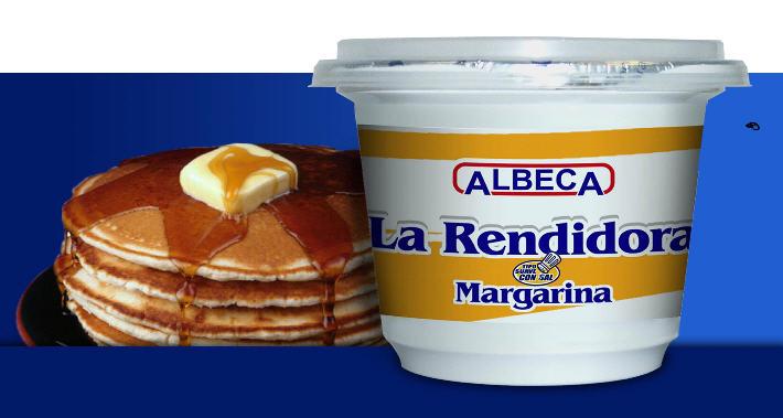 Margarina La Rendidora