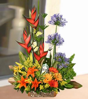 Comprar Flores naturales, Exotico