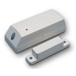 Comprar Contacto Magnetico Wireless Visonic Powercode Transmisor 1 E