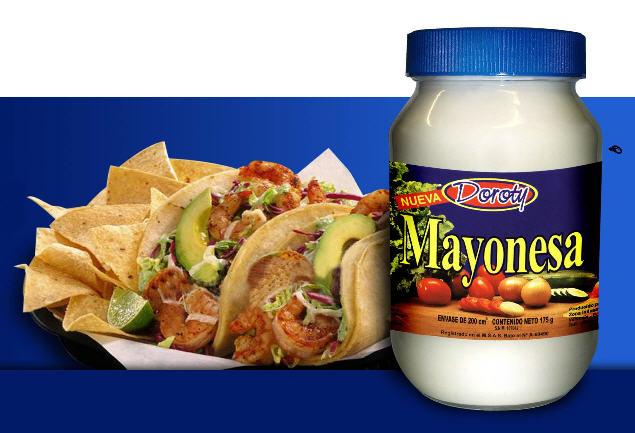 Mayonesa Doroty