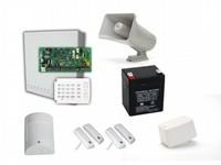 Comprar Kit Alarma Cableado Paradox SP4000