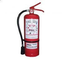 Extintor de Polvo Quimico Seco 10 libras