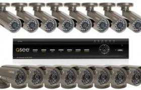 Comprar Sistemas de seguridad circuito cerrado de televisión 16 canales