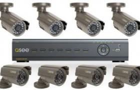 Comprar Sistemas circuito cerrado de televisión 8 canales