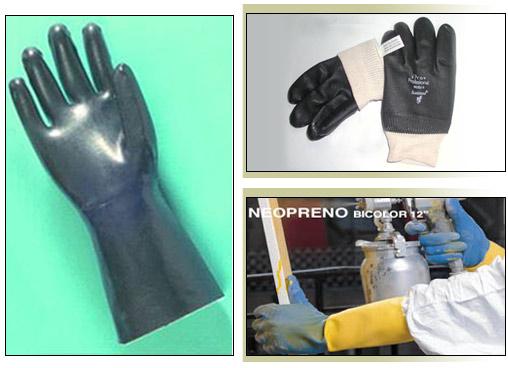 Comprar Guantes para Protección Anti-química