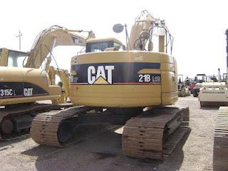 Comprar Excavadora Caterpillar EL200B