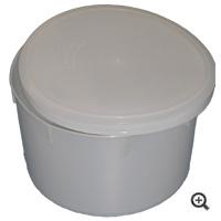 Contenedores de plástico, Sorbeteras (10 y 5 litros)