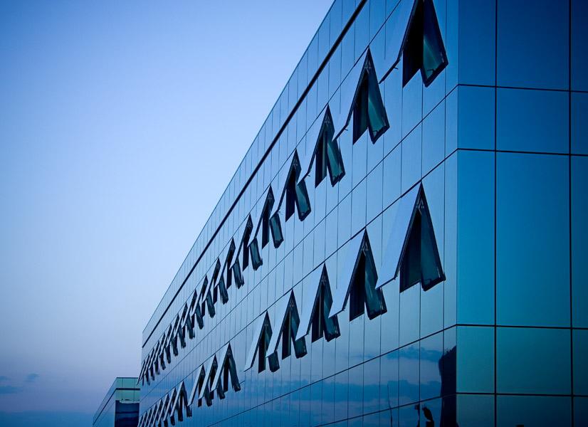 Comprar Sistemas de fachadas de vidrio