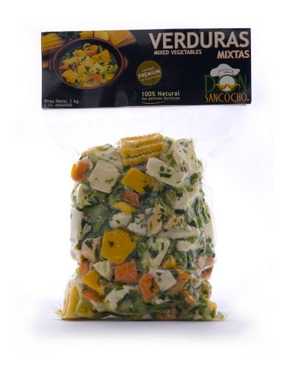 Comprar Verduras Frescas Don San Cocho