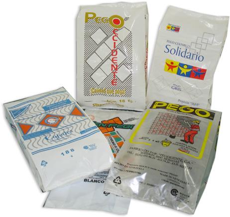Comprar Sacos industriales Poletileno