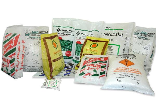 Comprar Sacos Industriales Polipropileno