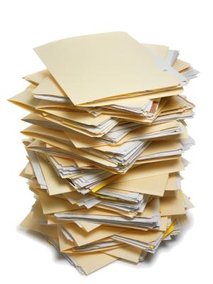 Comprar Papel, para los registros
