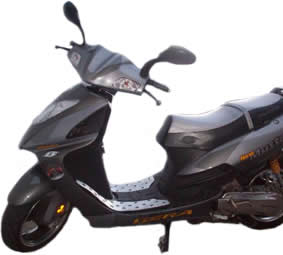 Comprar Scooter New Mustang