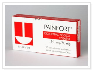 Compro Painfort® 50 mg / 50 mg