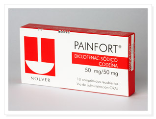 Comprar Painfort® 50 mg / 50 mg