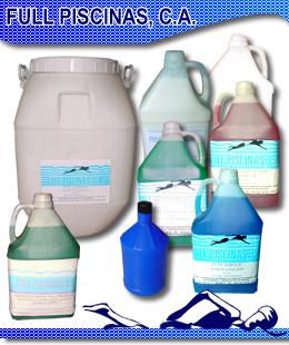 Comprar Productos químicos para piscinas