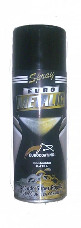 Comprar Pinturas en aerosol, Eurometalic spray