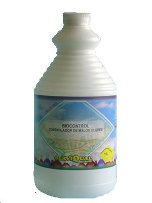 Comprar Medios para la eliminación de olores Biocontrol