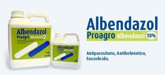 Comprar Albendazol