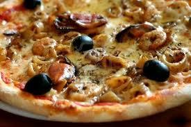 Comprar Pizza con Mariscos