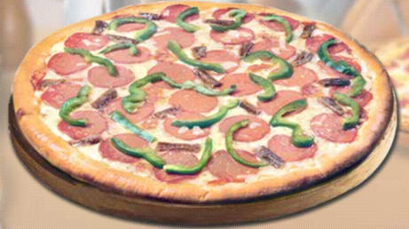 Comprar Pizza Mediterránea