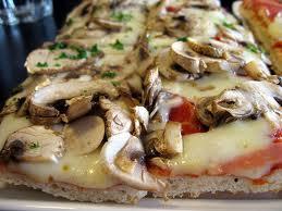 Comprar Pizza de Hongos
