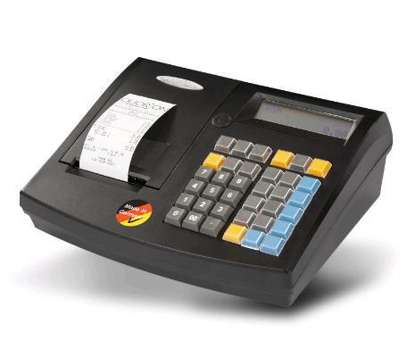 Comprar Caja Registradora Fiscal QUORiON modelo CR 20