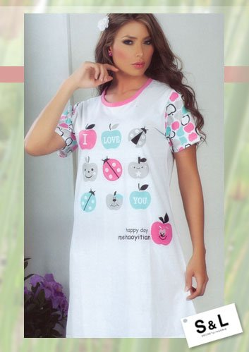 Compro Pijamas para Mujeres