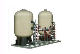 Comprar Filtro de agua tipo multimedia industrial