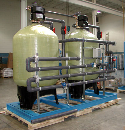 Comprar Suavizador de agua industrial