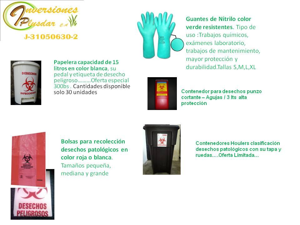 Comprar Productos de Bioseguridad