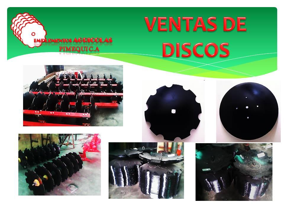 Comprar IMPLEMENTOS AGRICOLAS PIMEQUI C.A