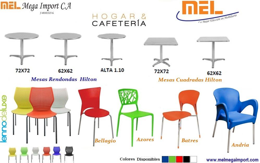Comprar Sillas Para Cafeterías, Hoteles, Locales Comerciales, Café