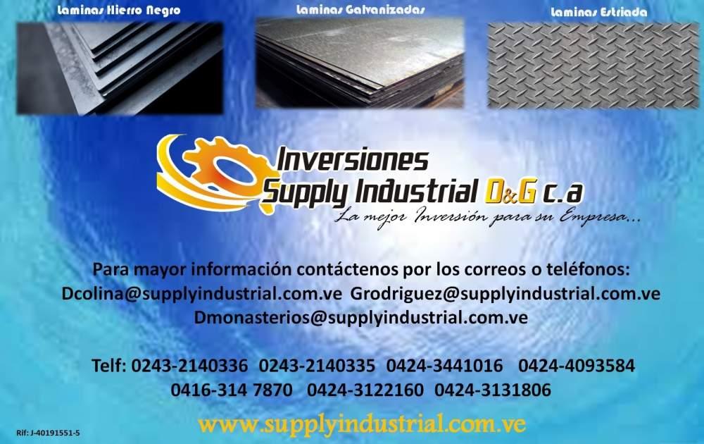 Comprar Tubos estructurales - inversiones supply industrial