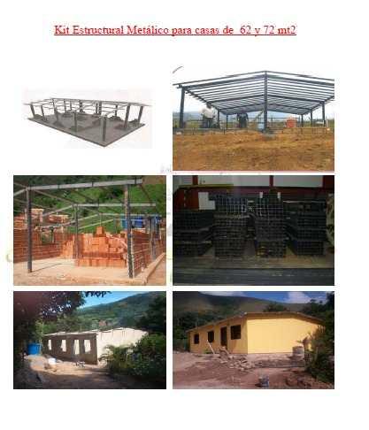 Comprar Kit Estructural pata Viviendas Prefabricadas